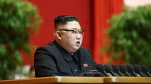 North Korean's Kim Jong Un calls for stronger military capabilities as party congress ends