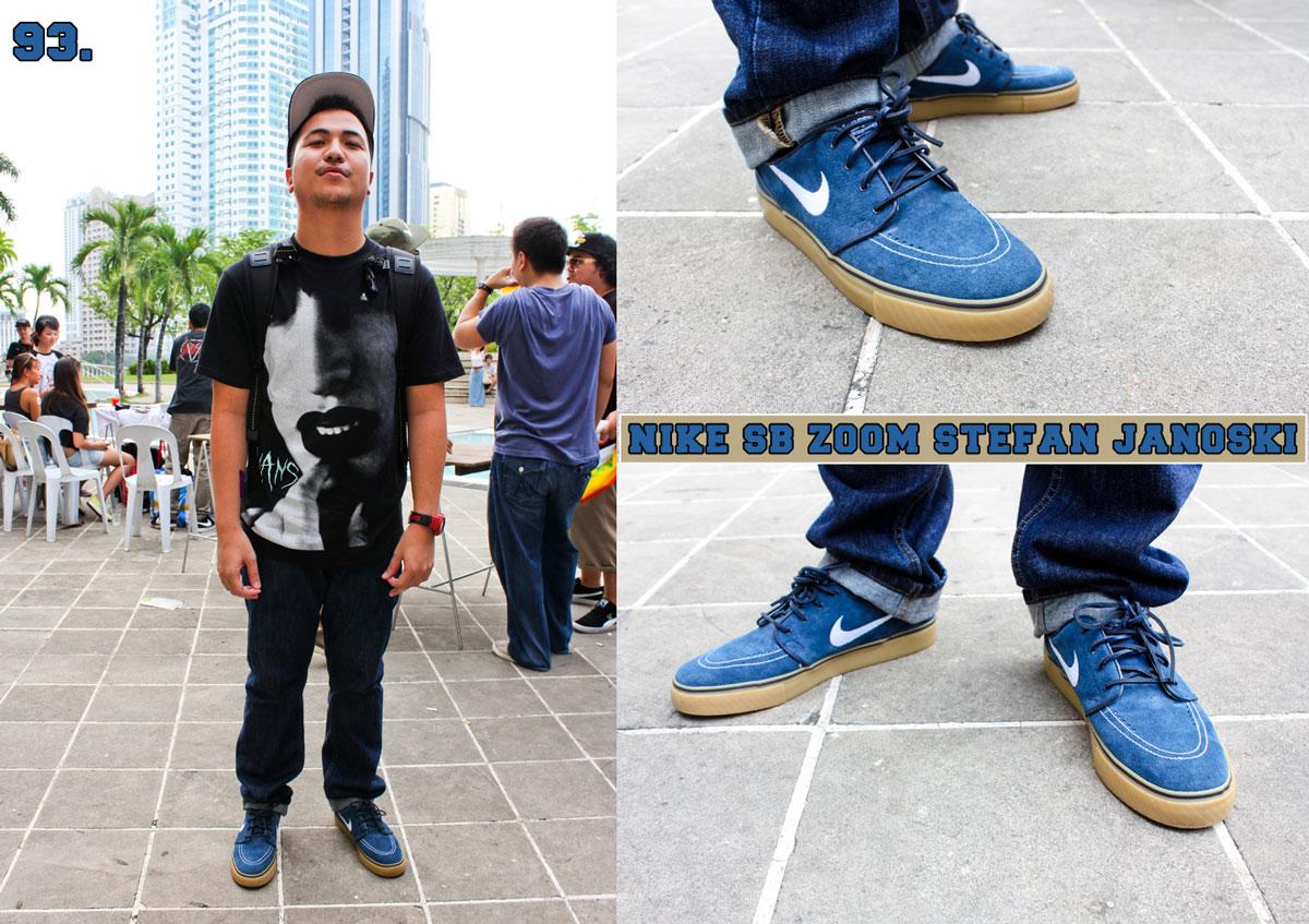 Astron Sneaker Hunts  93. Nike SB Zoom Stefan Janoski