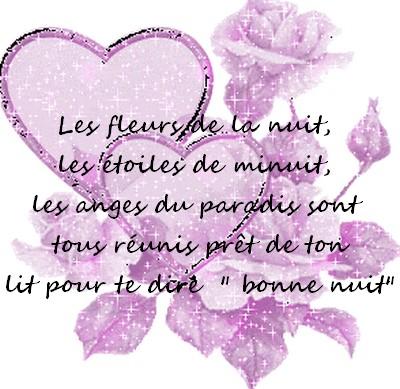 Sms Messages Damour Sms De Bonne Nuit