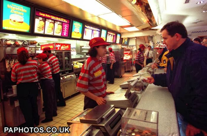 Fast food restaurant Essays & Research Papers