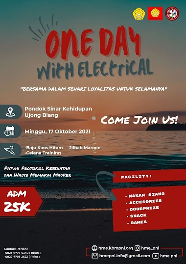 ONE DAY WITH ELECTRICAL