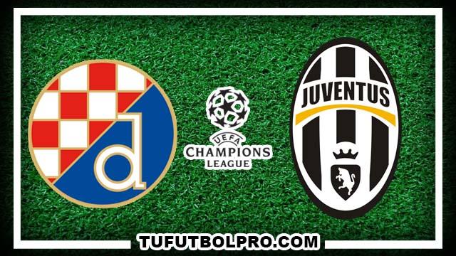 Ver Dinamo Zagreb vs Juventus EN VIVO Por Internet Hoy 27 de Septiembre 2016