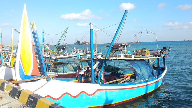 Pelabuhan Perikanan Pulau Bawean