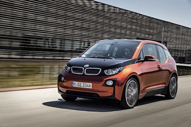 BMWコンセプトカー  i3
