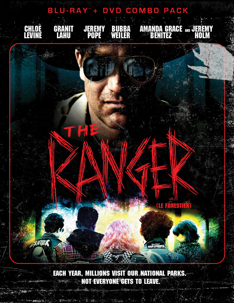Punk Rock Thriller The Ranger Camps in Canada this January
