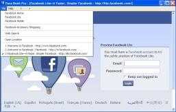 تحميل برنامج فيس بوك  للكمبيوتر اخر اصدار