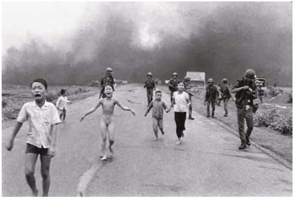 NICK UT. Phan Thi Kim Phúc, 1972