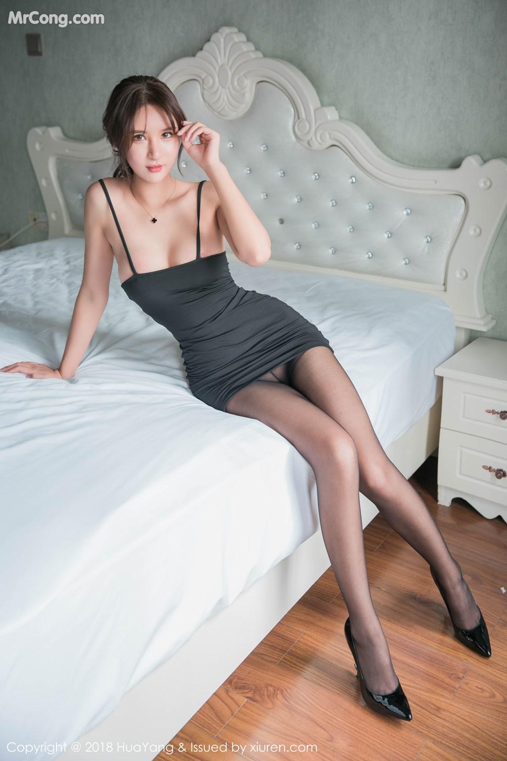 Image HuaYang-2018-11-14-Vol.095-SOLO-MrCong.com-014 in post HuaYang 2018-11-14 Vol.095: Người mẫu SOLO-尹菲 (46 ảnh)