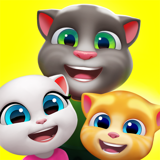 My Talking Tom Friends (MOD, Unlimited Money)