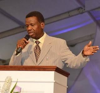Pastor Enoch Adejare Adeboye,