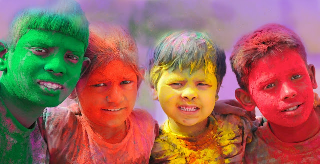 Happy Holi Quotes For Friends Free Download 2017