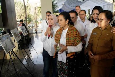 Menteri BUMN Tinjau Proyek Hotel ASDP di Labuan Bajo