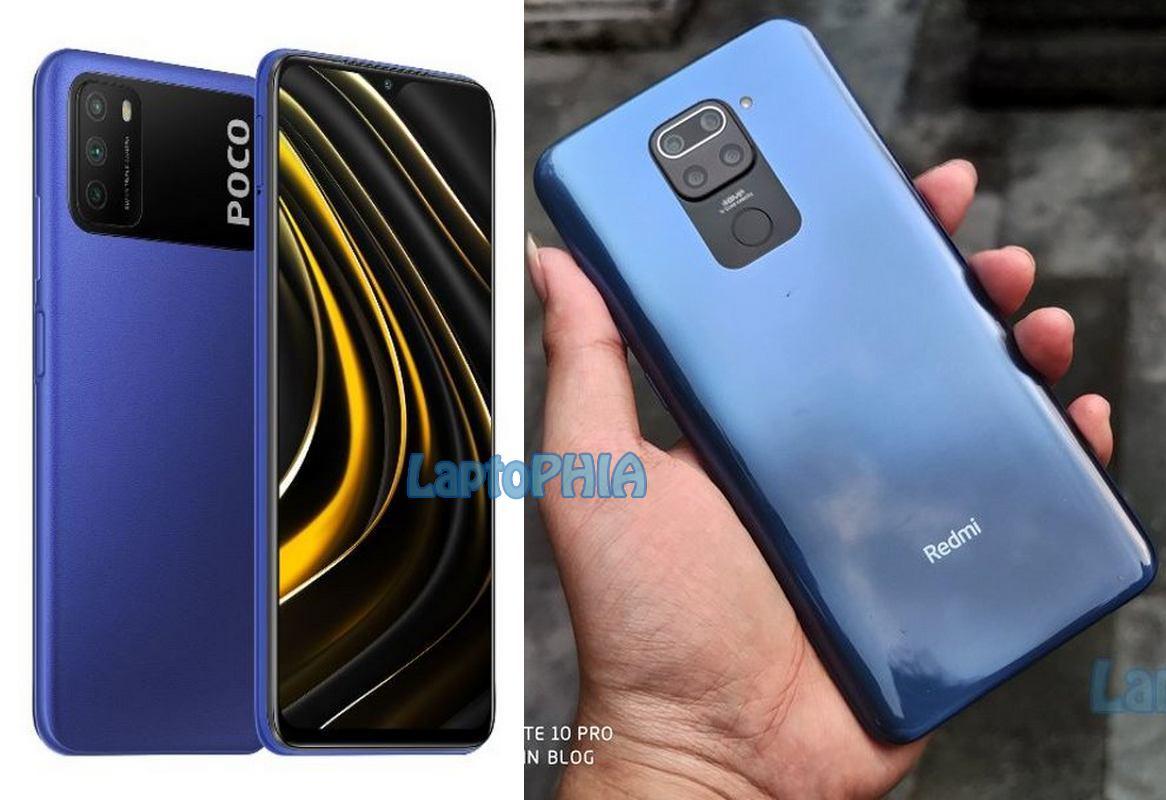 Perbandingan Poco M3 vs Xiaomi Redmi Note 9: Harga Selisih Signifikan, Mending Mana?