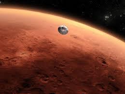 Inicia misión a Marte