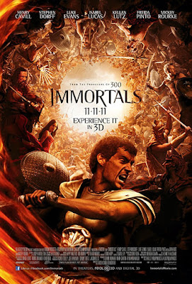 Immortals (2011) Dual Audio [Hindi – English] 720p BluRay 900MB