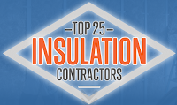 Award Badge - Top 25 Insulation Contractors