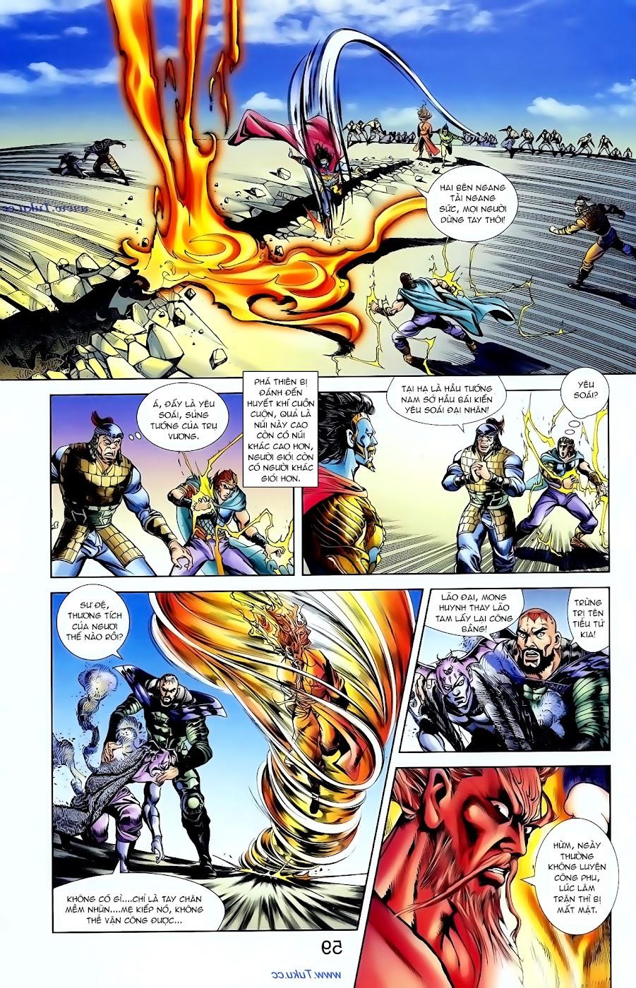 Cơ Phát Khai Chu Bản chapter 97 trang 17