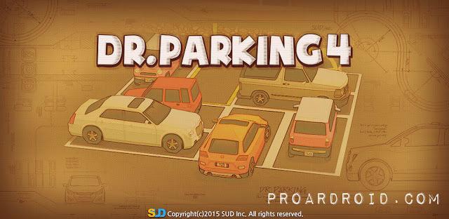 تحميل لعبة تعلم قيادة السيارات الممتعة Dr. Parking 4 النسخة المهكرة