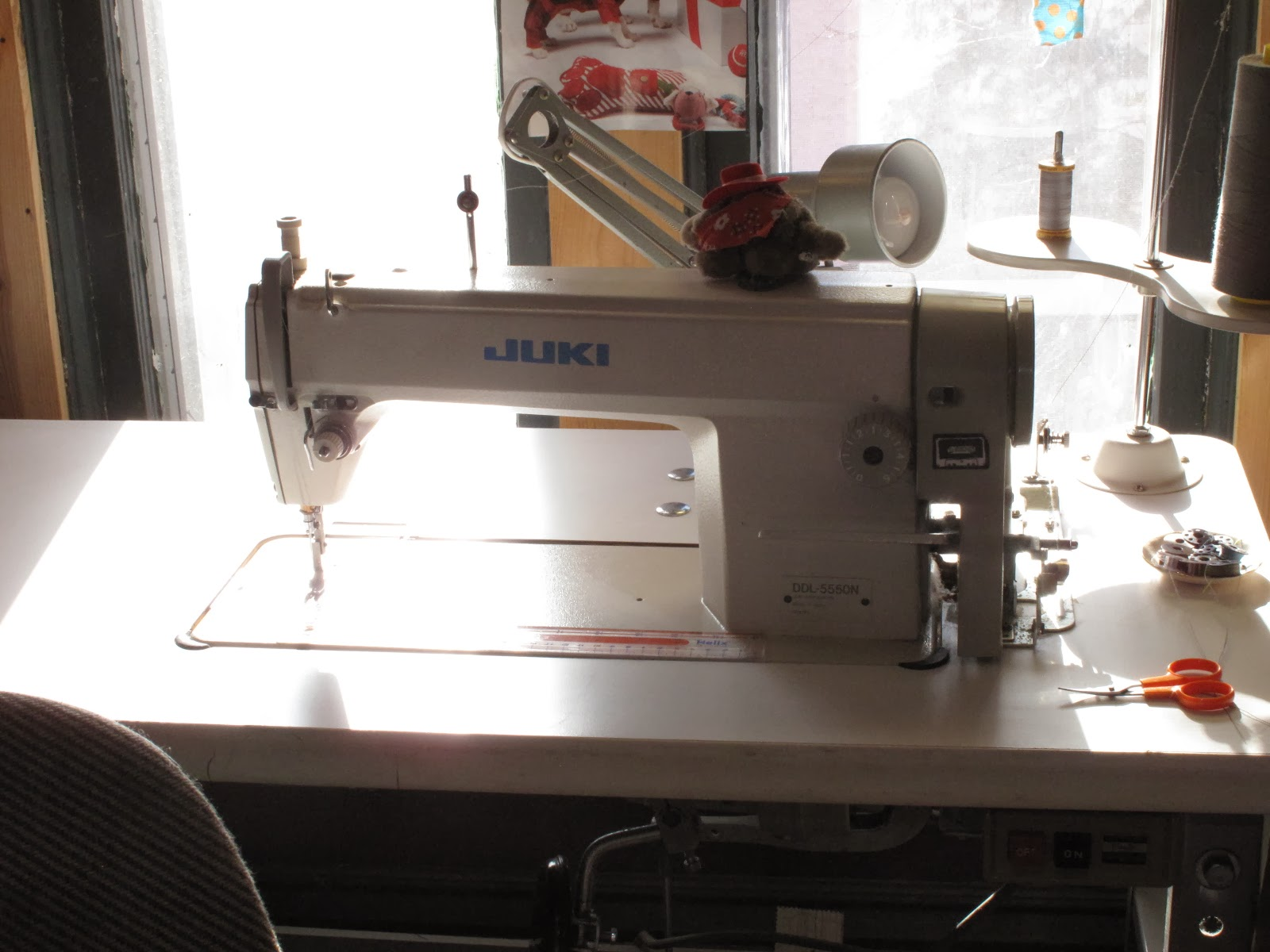 Discussion Review Of My Industrial Sewing Machine And My