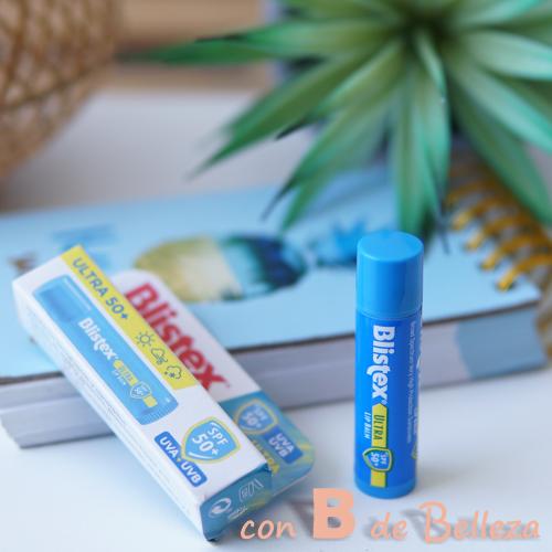 Blistex balsamo protector solar