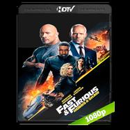 Rápidos y furiosos: Hobbs & Shaw (2019) HDRip 1080p Audio Dual Latino-Ingles
