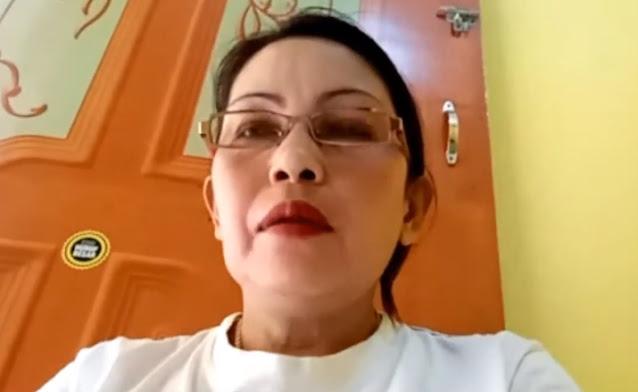 Kesaksian Ibu Grace / Mendang Lana