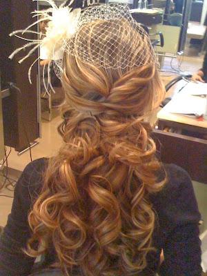 peinados para una novia