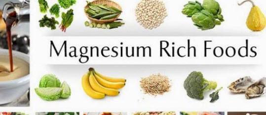 تدوينة الصحة سيدتي : في هذه التدونية سنعرف عن اسباب التي تجعل جسمك يعاني من  نقص المغينسيوم و اسبابه !