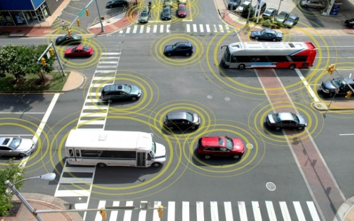 Internet of things and transportation