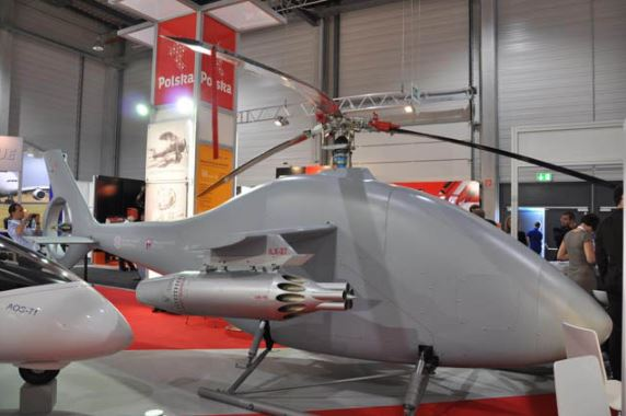 ILX-27 Unmanned Helicopter features