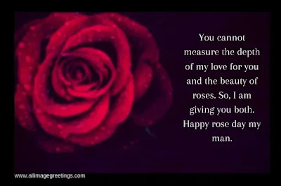 rose day 2021 Messages