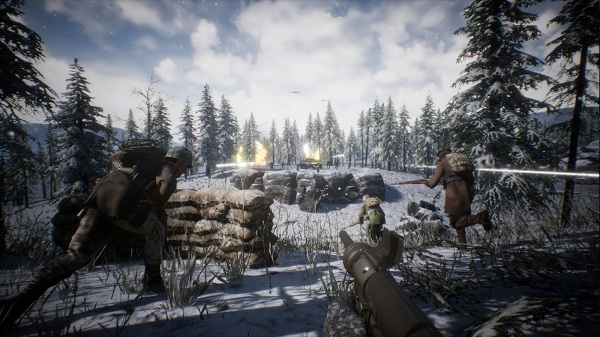 Free Download BattleRush: Ardennes Assault