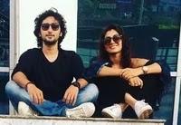 श्रीति झा अपने बॉयफ्रेंड कुणाल करण कपूर के साथ
