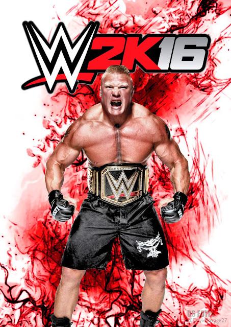 WWE 2K16 Full PC Game Free Download