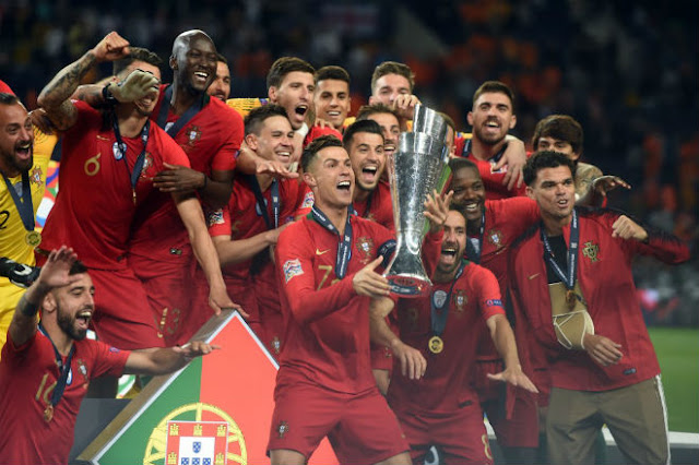 "Bốc thăm UEFA Nations League: Ronaldo đại chiến Mbappe ở bảng ""tử thần"""