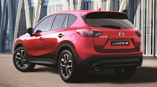 Spesifikasi Mazda CX5