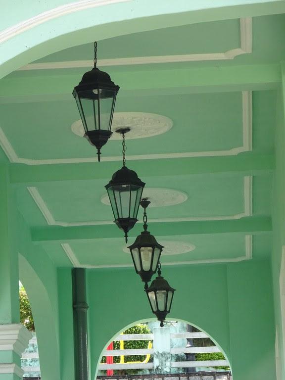 Candeeiros em MACAU - Taipa Casas-Museu