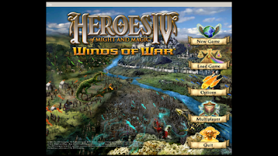 Heroes of might and magic 4 in RetroPie