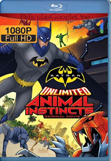 Batman Unlimited Instinto Animal [2015] [1080p BRrip] [Latino-Inglés] [GoogleDrive] LaChapelHD