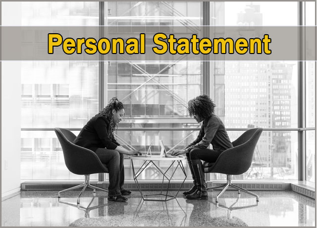 4 Essential Personal Statement Tips and Common Mistakes