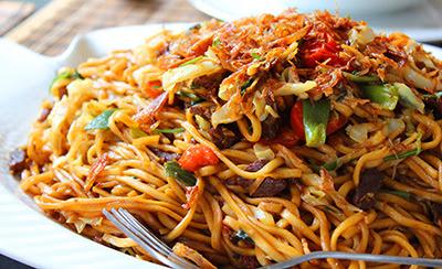 Resep Mie Goreng Chinese Enak, Praktis, dan Halal