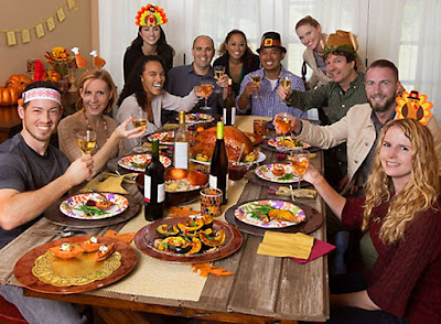 friendsgiving ideas 2017