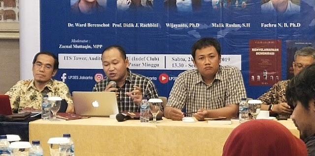 LP3ES Sebut Indonesia Penuhi Empat Kriteria Negara Otoriter