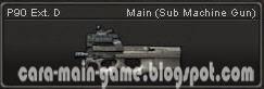 Senjata Point Blank P90 Ext. D