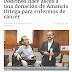 Podemos no quiere donaciones de Amancio Ortega en Aragón, para eso paga Echenique su S.S.