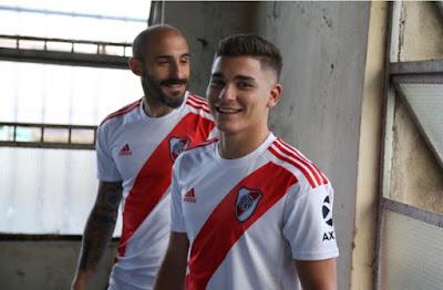 Nueva Camiseta River Plate 2019 Titular, River, River Plate, Camiseta, Nueva, Titular, 2019,
