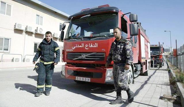 Dituduh Israel Sebagai Pelaku Pembakaran, Palestina Justru Bantu Kerahkan Pemadam Kebakaran