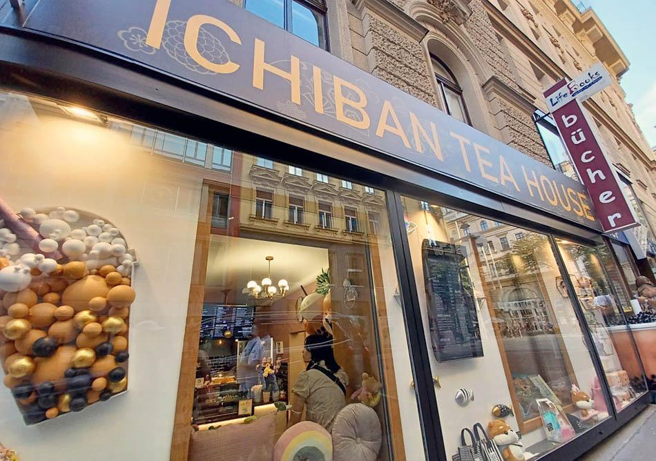 Bubble Tea Mania Returns, Ichiban Tea House
