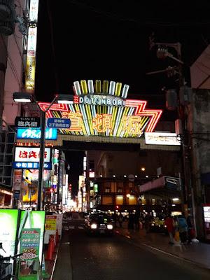 10D9N Spring Japan Trip: Lively Dotonbori, Osaka