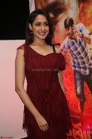 Pragya Jaiswal in Stunnign Deep neck Designer Maroon Dress at Nakshatram music launch ~ CelebesNext Celebrities Galleries 055.JPG